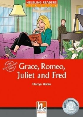 Grace, Romeo, Juliet and Fred, Class Set, Martyn Hobbs