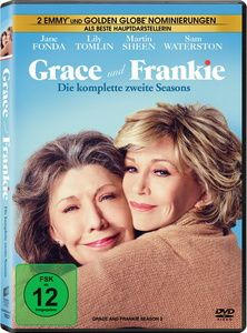Grace und Frankie - Die komplette zweite Season
