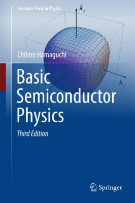 Graduate Texts in Physics: Basic Semiconductor Physics, Chihiro Hamaguchi