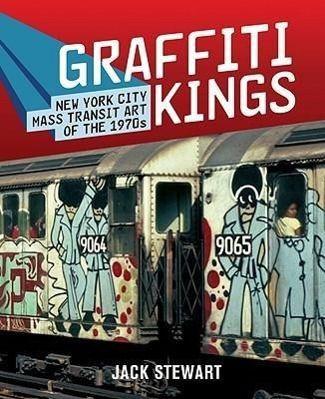 Graffiti Kings, Jack Stewart