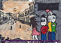 Graffiti my love (Wall Calendar 2019 DIN A4 Landscape) - Produktdetailbild 1
