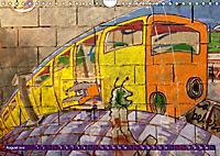 Graffiti my love (Wall Calendar 2019 DIN A4 Landscape) - Produktdetailbild 8