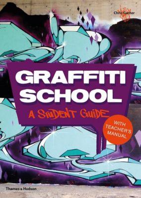 Graffiti School, Chris Ganter