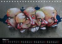Grafittikunst (Tischkalender 2019 DIN A5 quer) - Produktdetailbild 3