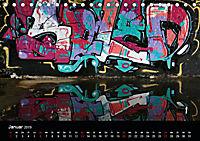 Grafittikunst (Tischkalender 2019 DIN A5 quer) - Produktdetailbild 1