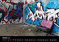 Grafittikunst (Tischkalender 2019 DIN A5 quer) - Produktdetailbild 10