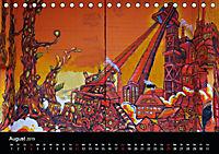 Grafittikunst (Tischkalender 2019 DIN A5 quer) - Produktdetailbild 8