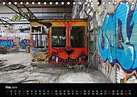 Grafittikunst (Tischkalender 2019 DIN A5 quer) - Produktdetailbild 5