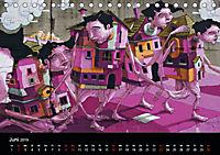 Grafittikunst (Tischkalender 2019 DIN A5 quer) - Produktdetailbild 6