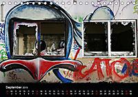 Grafittikunst (Tischkalender 2019 DIN A5 quer) - Produktdetailbild 9