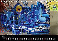 Grafittikunst (Tischkalender 2019 DIN A5 quer) - Produktdetailbild 11