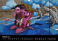 Grafittikunst (Wandkalender 2019 DIN A3 quer) - Produktdetailbild 2