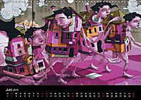 Grafittikunst (Wandkalender 2019 DIN A3 quer) - Produktdetailbild 6