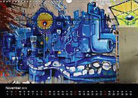 Grafittikunst (Wandkalender 2019 DIN A3 quer) - Produktdetailbild 11