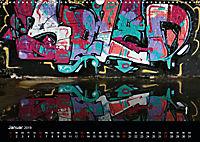 Grafittikunst (Wandkalender 2019 DIN A3 quer) - Produktdetailbild 1