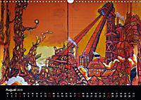 Grafittikunst (Wandkalender 2019 DIN A3 quer) - Produktdetailbild 8