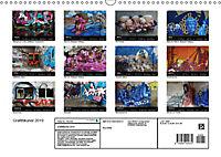 Grafittikunst (Wandkalender 2019 DIN A3 quer) - Produktdetailbild 13