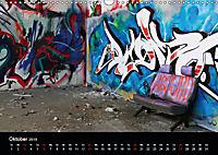 Grafittikunst (Wandkalender 2019 DIN A3 quer) - Produktdetailbild 10
