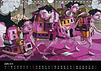 Grafittikunst (Wandkalender 2019 DIN A4 quer) - Produktdetailbild 6