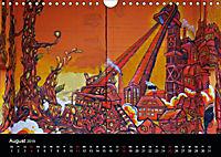 Grafittikunst (Wandkalender 2019 DIN A4 quer) - Produktdetailbild 8