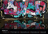 Grafittikunst (Wandkalender 2019 DIN A4 quer) - Produktdetailbild 1