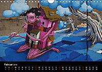 Grafittikunst (Wandkalender 2019 DIN A4 quer) - Produktdetailbild 2