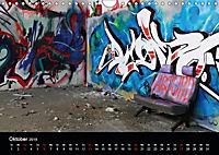 Grafittikunst (Wandkalender 2019 DIN A4 quer) - Produktdetailbild 10