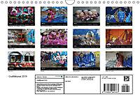 Grafittikunst (Wandkalender 2019 DIN A4 quer) - Produktdetailbild 13