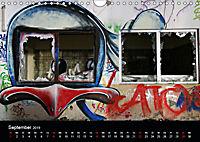Grafittikunst (Wandkalender 2019 DIN A4 quer) - Produktdetailbild 9