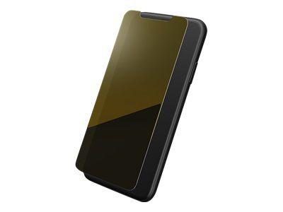 GRAMAS Femme Schutzspiegelglas iPhone X Schutzglas Haertegrad 9H als Spiegel bei inaktivem Display verwendbar GD gold