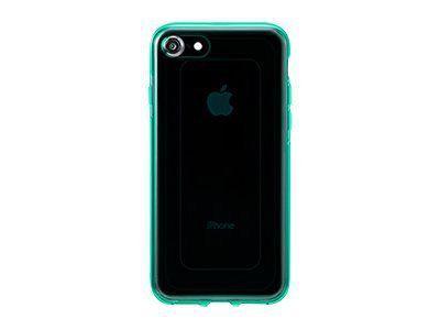 GRAMAS Gems Hybrid Huelle iPhone 8/7 Schutzhuelle iPH Polycarbonat Elastomer Kunststoff Falltest MIL-STD-810G GR gruen