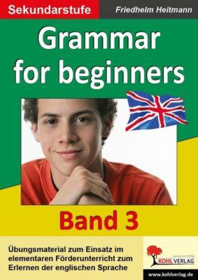 Grammar for beginners, Friedhelm Heitmann