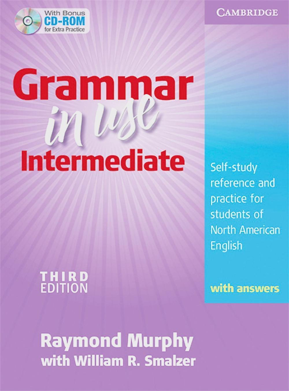 Grammar In Use Intermediate Third Edition Students Book With