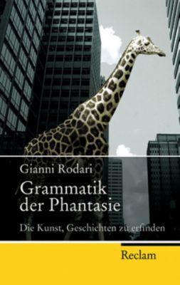 Grammatik der Phantasie, Gianni Rodari