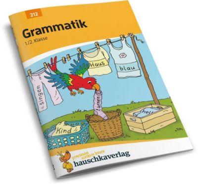 Grammatik Deutsch 1./2. Klasse - Andrea Guckel pdf epub