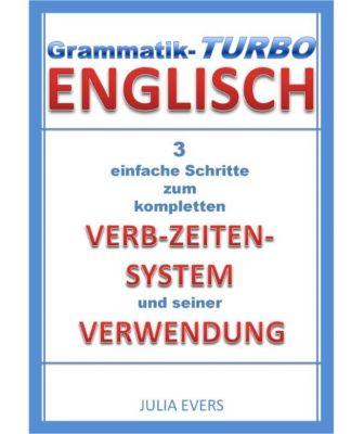 Grammatik-Turbo Englisch, Julia Evers