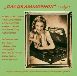 Grammophon Folge1, H.e. Groh, R Tauber, W Strienz