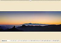 Gran Canaria - Extrabreite Landschaften (Wandkalender 2019 DIN A2 quer) - Produktdetailbild 1