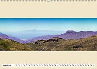 Gran Canaria - Extrabreite Landschaften (Wandkalender 2019 DIN A2 quer) - Produktdetailbild 8