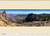 Gran Canaria - Extrabreite Landschaften (Wandkalender 2019 DIN A2 quer) - Produktdetailbild 12