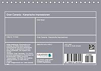 Gran Canaria - Kanarische Impressionen (Tischkalender 2019 DIN A5 quer) - Produktdetailbild 13