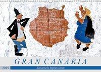 Gran Canaria - Kanarische Impressionen (Wandkalender 2019 DIN A3 quer), Dieter Meyer