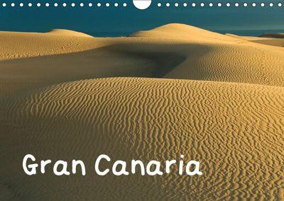 Gran Canaria (Wandkalender 2019 DIN A4 quer), Frauke Scholz