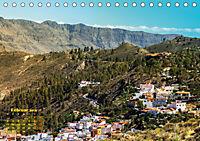 Gran Canaria - zwischen Wüste und Vegetation (Tischkalender 2019 DIN A5 quer) - Produktdetailbild 2