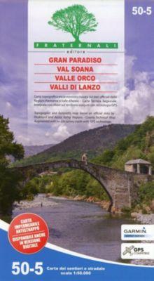 Gran Paradiso - Val Soana - Valle Orco - Valli di Lanzo