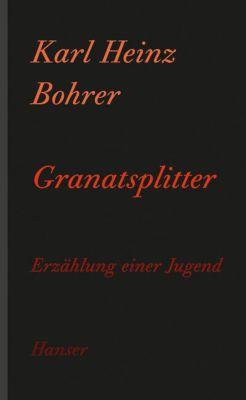 Granatsplitter - Karl Heinz Bohrer pdf epub