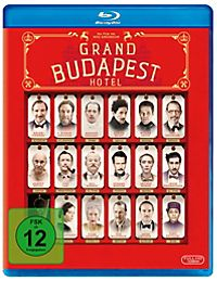 Grand Budapest Hotel Inhalt