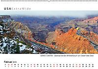 GRAND CANYON Panoramabilder (Wandkalender 2019 DIN A2 quer) - Produktdetailbild 2