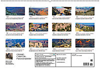GRAND CANYON Panoramabilder (Wandkalender 2019 DIN A2 quer) - Produktdetailbild 13