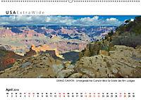 GRAND CANYON Panoramabilder (Wandkalender 2019 DIN A2 quer) - Produktdetailbild 4
